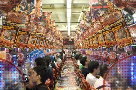 Japan gambling addiction bill