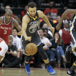 NBA Odds Favor Golden State Over Houston, Cavs Finally Get Some 'Love'