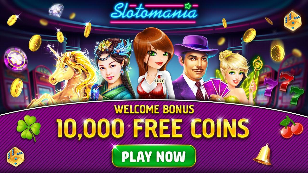 Slotomania Slot Machines Free