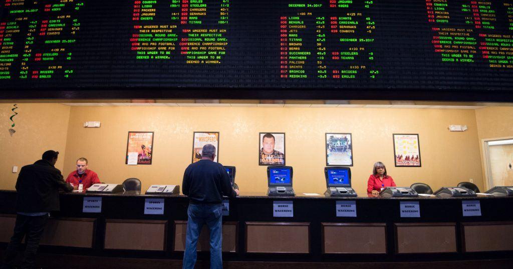 online casino in delaware