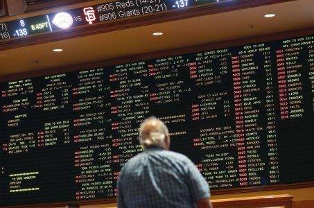 Supreme Court sports betting PASPA
