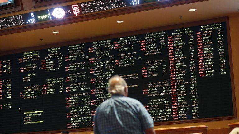 Supreme Court sports betting PASPA