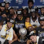 Warriors Defeat Rockets, Setting Up Fourth Straight NBA Finals Clash with Cavaliers