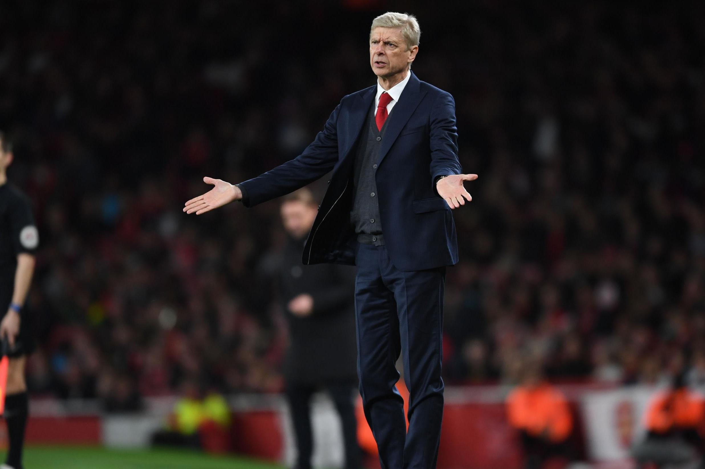 Arsenal manager Arsene Wenger blamed for Paddy Power Betfair's dip in profits