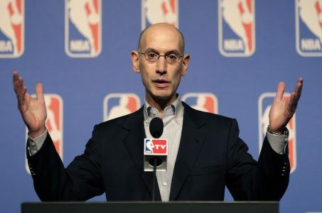 Adam Silver NBA sports betting PASPA