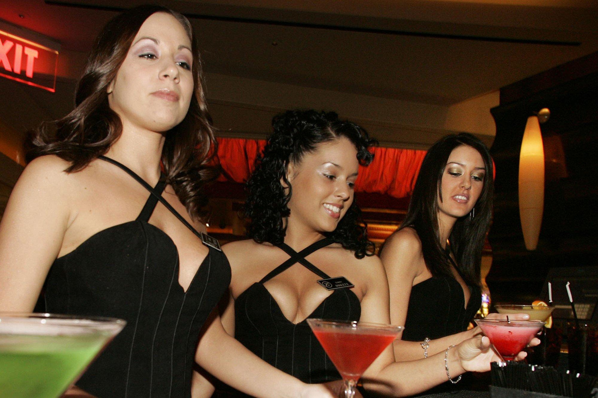 Las Vegas union strike sexual harassment