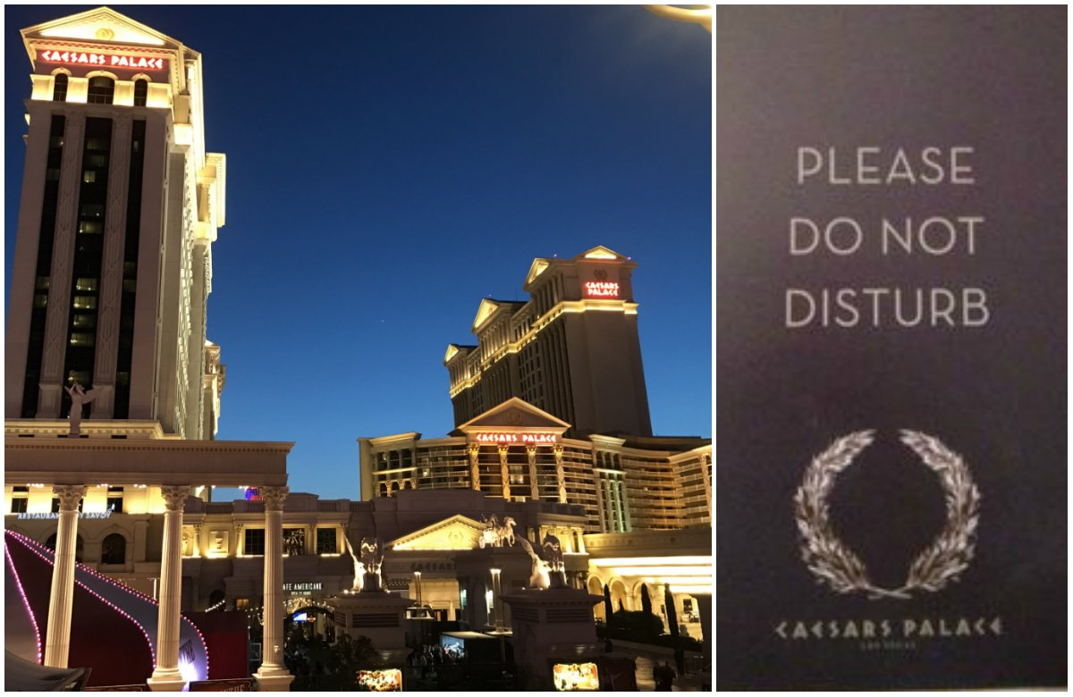 Caesars Entertainment do not disturb