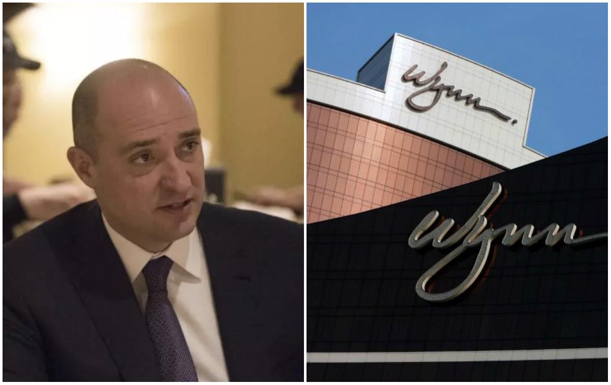 Matt Maddox Wynn Resorts