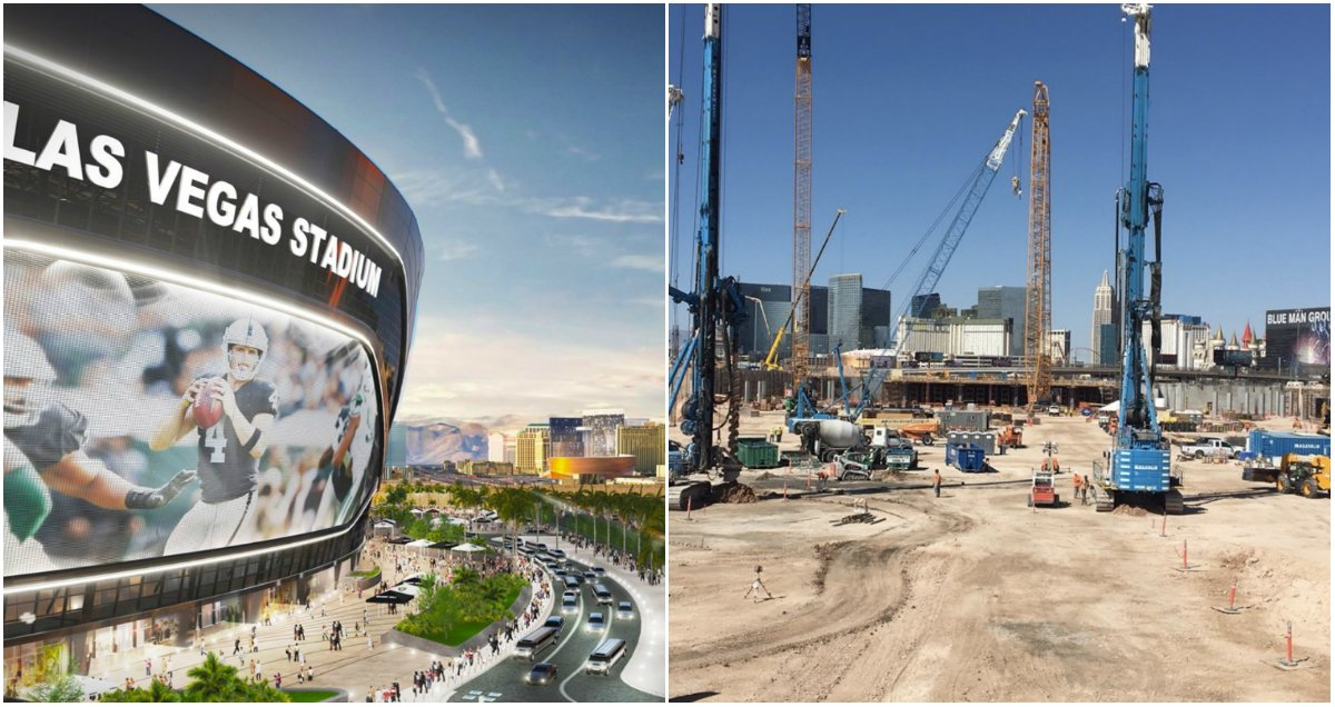 Raiders stadium Las Vegas Nevada