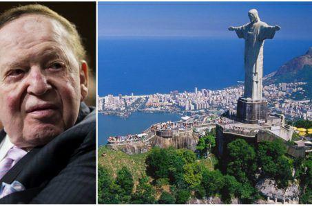 Sheldon Adelson Brazil integrated resort