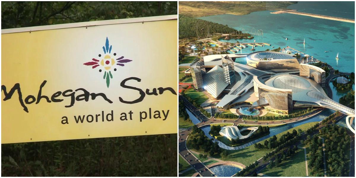 Mohegan Sun South Korea casino