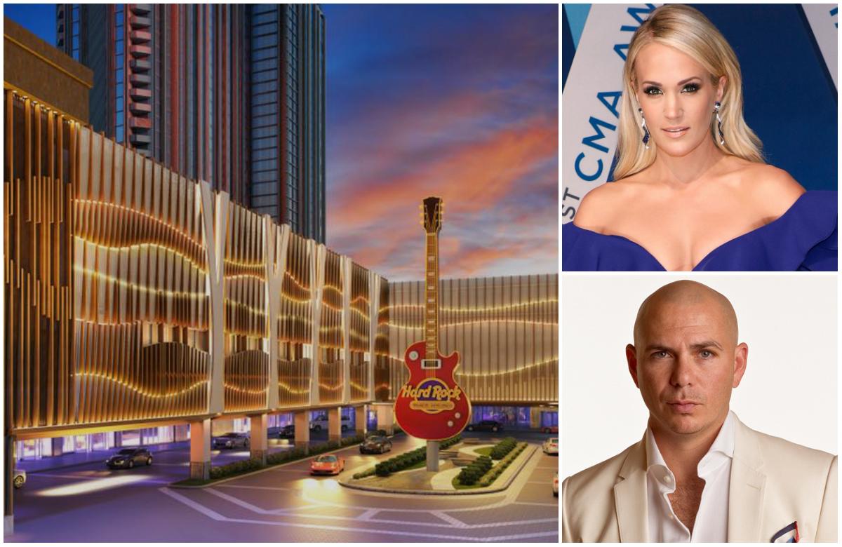 Hard Rock Atlantic City opening weekend