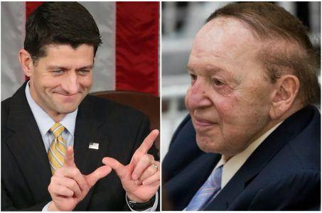 Sheldon Adelson GOP donation