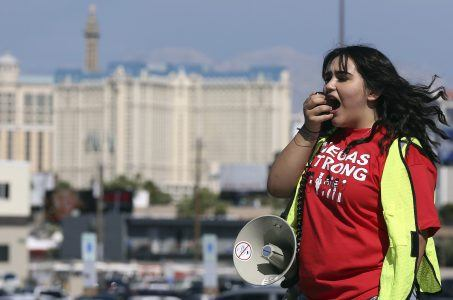 union strike Las Vegas Culinary