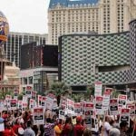 Culinary Union Expected to Vote for Citywide Las Vegas Strike, Walkout Unlikely