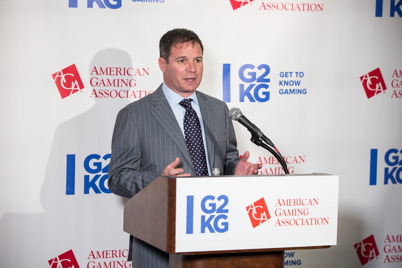 AGA President Geoff Freeman Seeks Alternatives to US sports betting laws