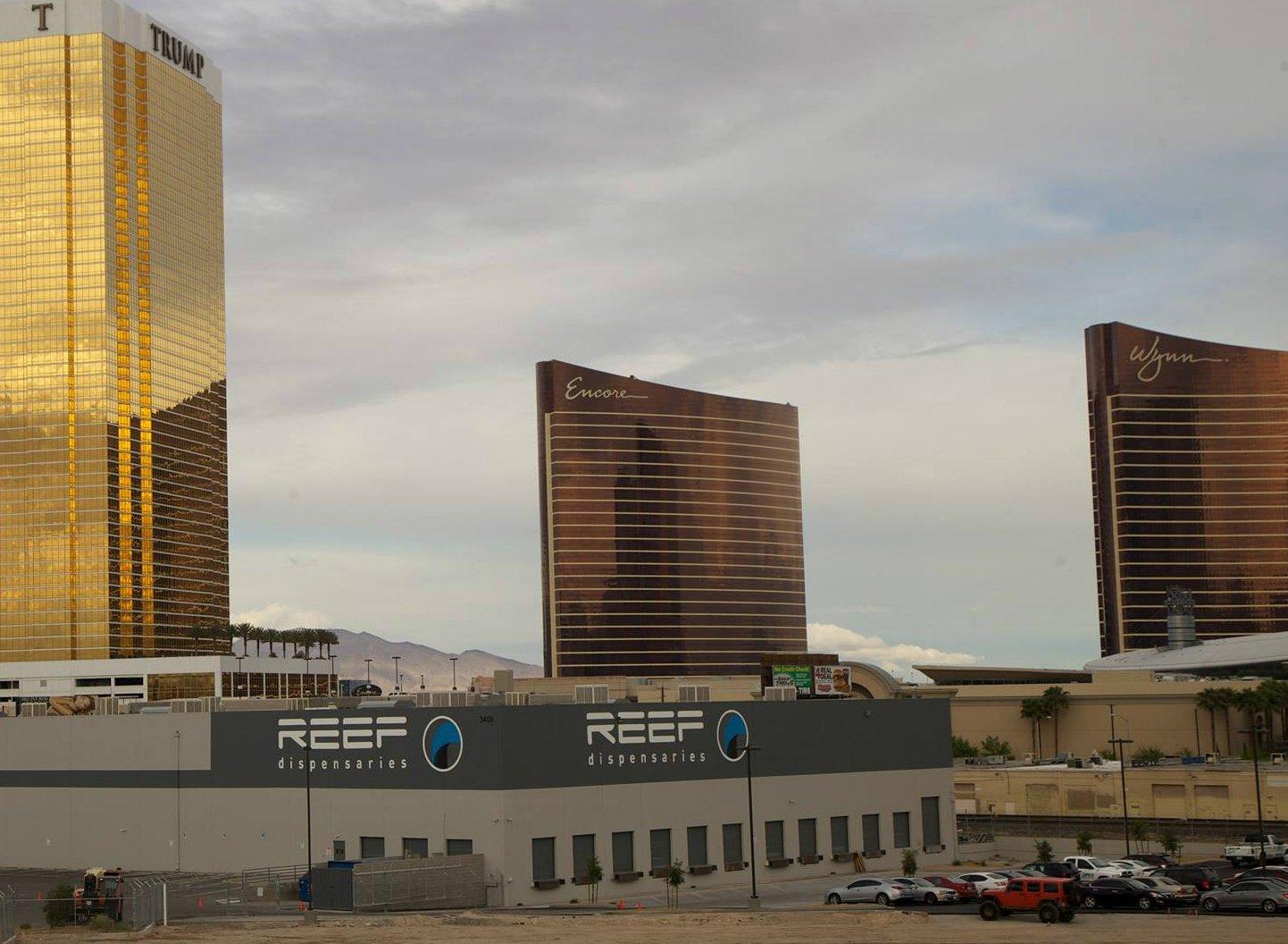 Nevada marijuana tax casinos