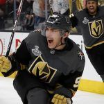 KNIGHTED AGAIN: Vegas Golden Knights Win Stanley Cup Final Game 1 in Epic Third Period, Title Odds Continue to Shorten