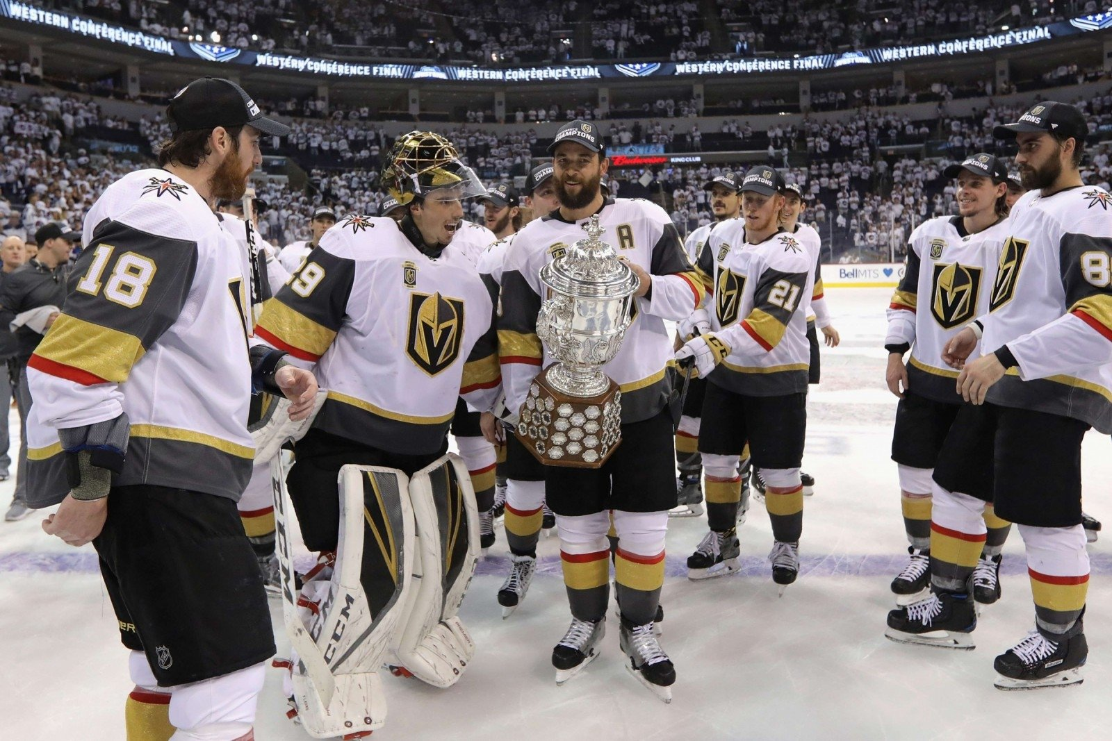 Vegas Golden Knights Stanley Cup odds