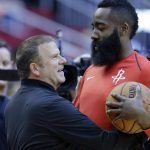 Houston Rockets Tilman Fertitta NBA odds