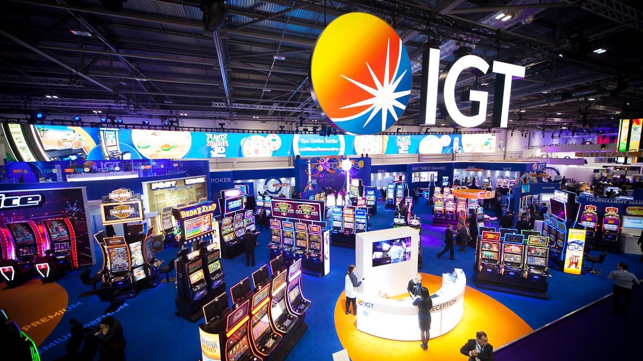 IGT sole bidder for Rhode island sports betting