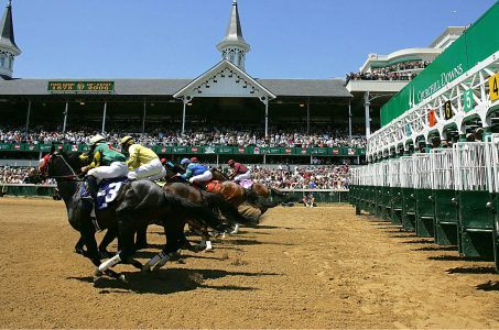 Kentucky Derby odds racing line