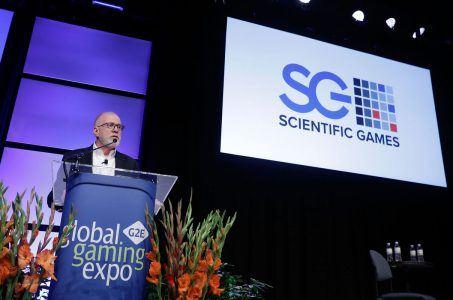 Scientific Games CEO Kevin Sheehan