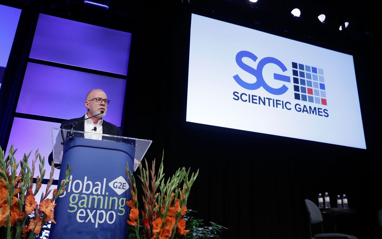 Scientific Games CEO Kevin Sheehan