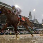 Justify Triple Crown Odds Shorten After Dominating Kentucky Derby Win, Woman Collects $1.2M on $18 Bet