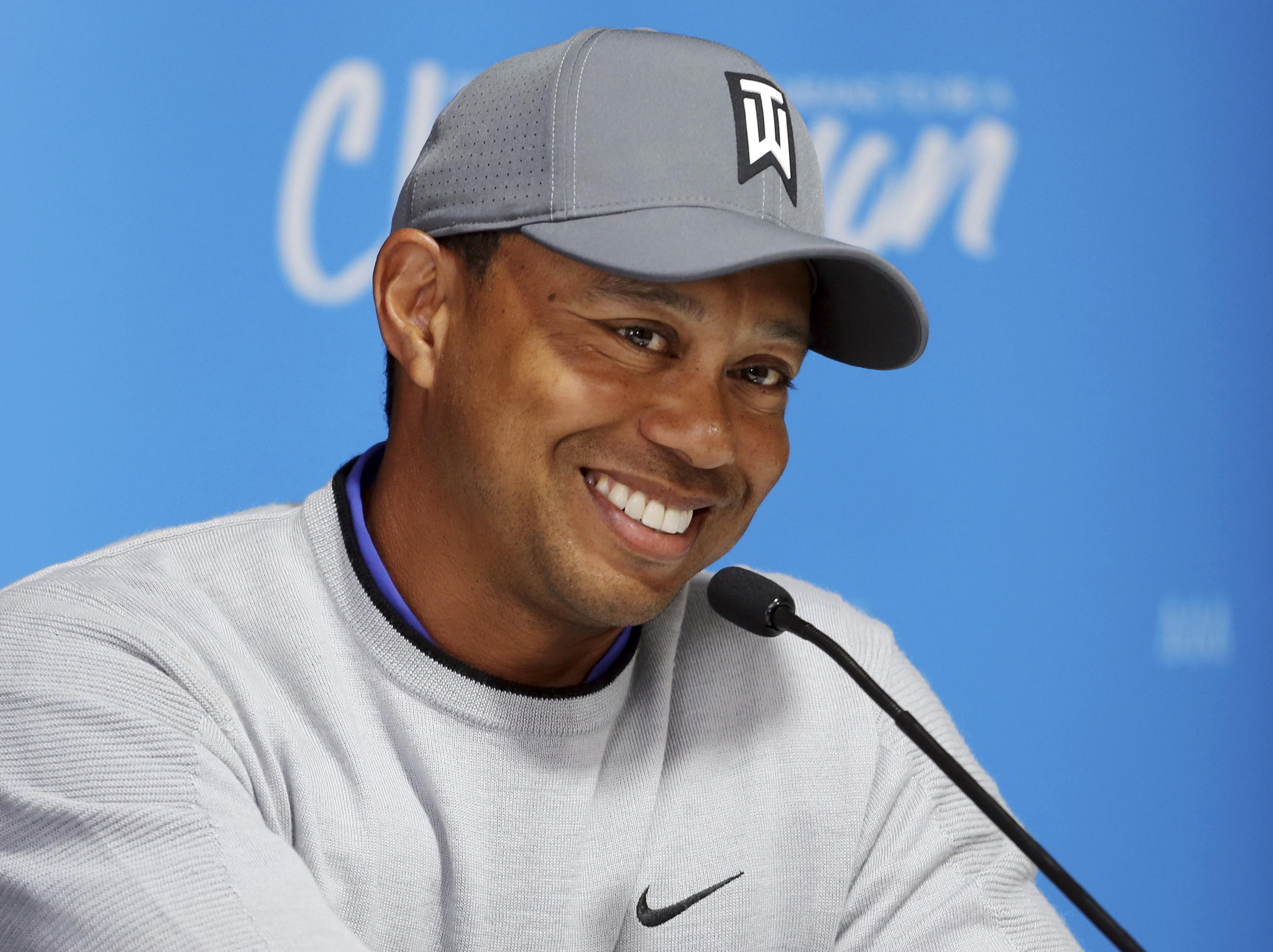 Tiger Woods odds golf betting