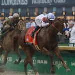 Justify Justifiable Preakness Stakes Favorite, Kentucky Derby Winner Posts in Gate Seven
