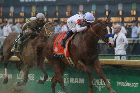 Justify Preakness Stakes odds