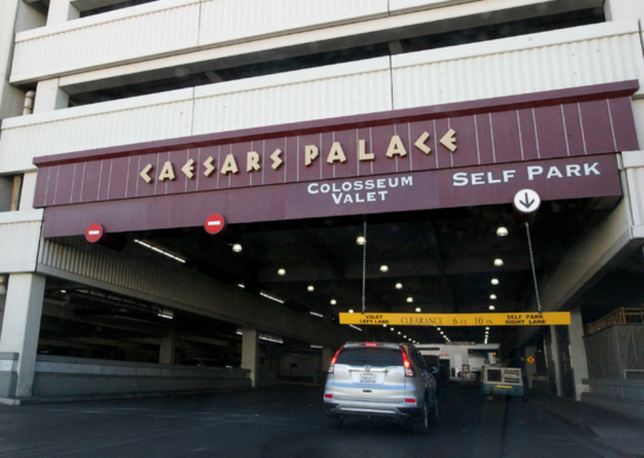 parking in las vegas casino