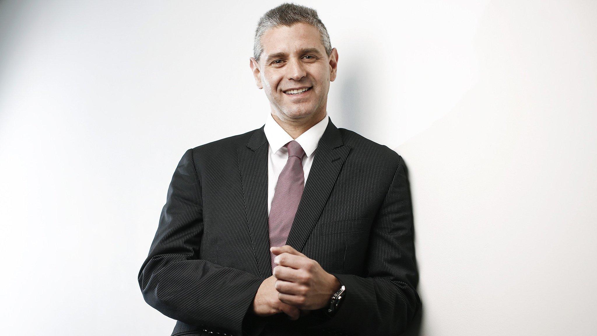 Mor Weizer, Playtech CEO