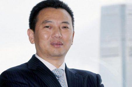 Dr Yang Zhihui, chairman of Landing International