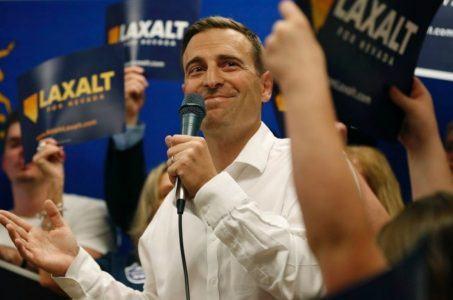 Adam Laxalt Nevada governor race