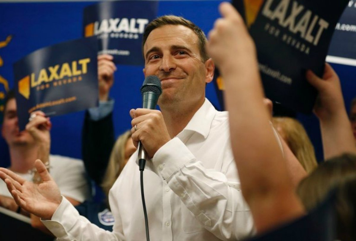 Adam Laxalt Nevada governor race