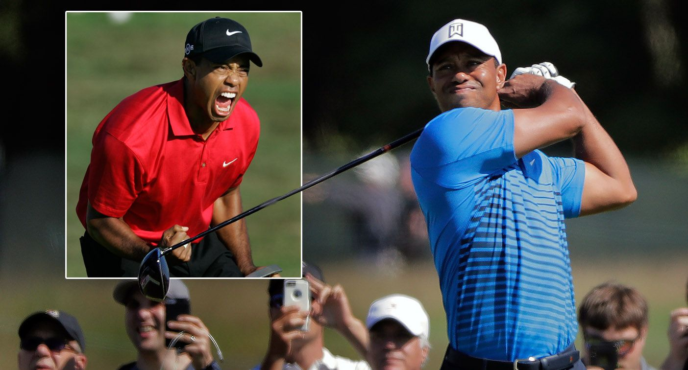 Tiger Woods US Open golf odds
