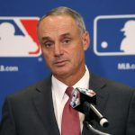 MLB Commissioner Rob Manfred Says Casinos Can't 'Free Ride' on Baseball