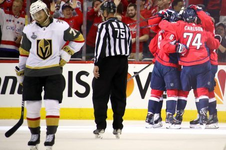 Washington Capitals Vegas Golden Knights odds