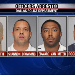 Dallas Police SWATDown: Four Officers Face Charges Including Gambling, Bribery, and Money Laundering