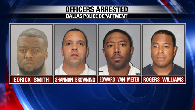 Dallas Police SWATDown: Four Officers Face Charges Including