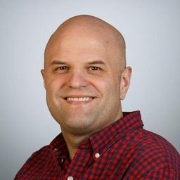 Eric Hartley former LVRJ journalist