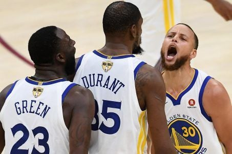 Golden State odds NBA Finals betting