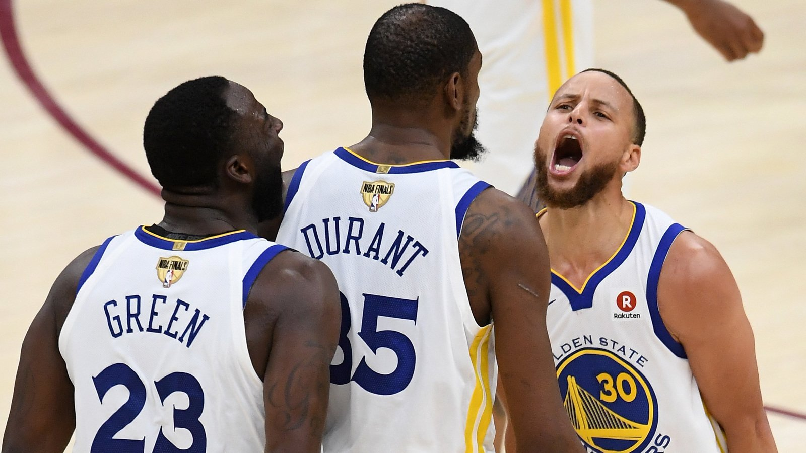 Golden State Warriors, Led by Durant, Take 3-0 NBA Finals Lead