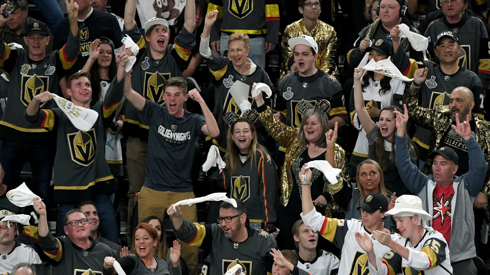 Stanley Cup Vegas Golden Knights