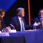 President Donald Trump in Las Vegas for Nevada GOP Push: Gaming Operators Applaud Tax Cuts, Billionaire Pals Get Face Time