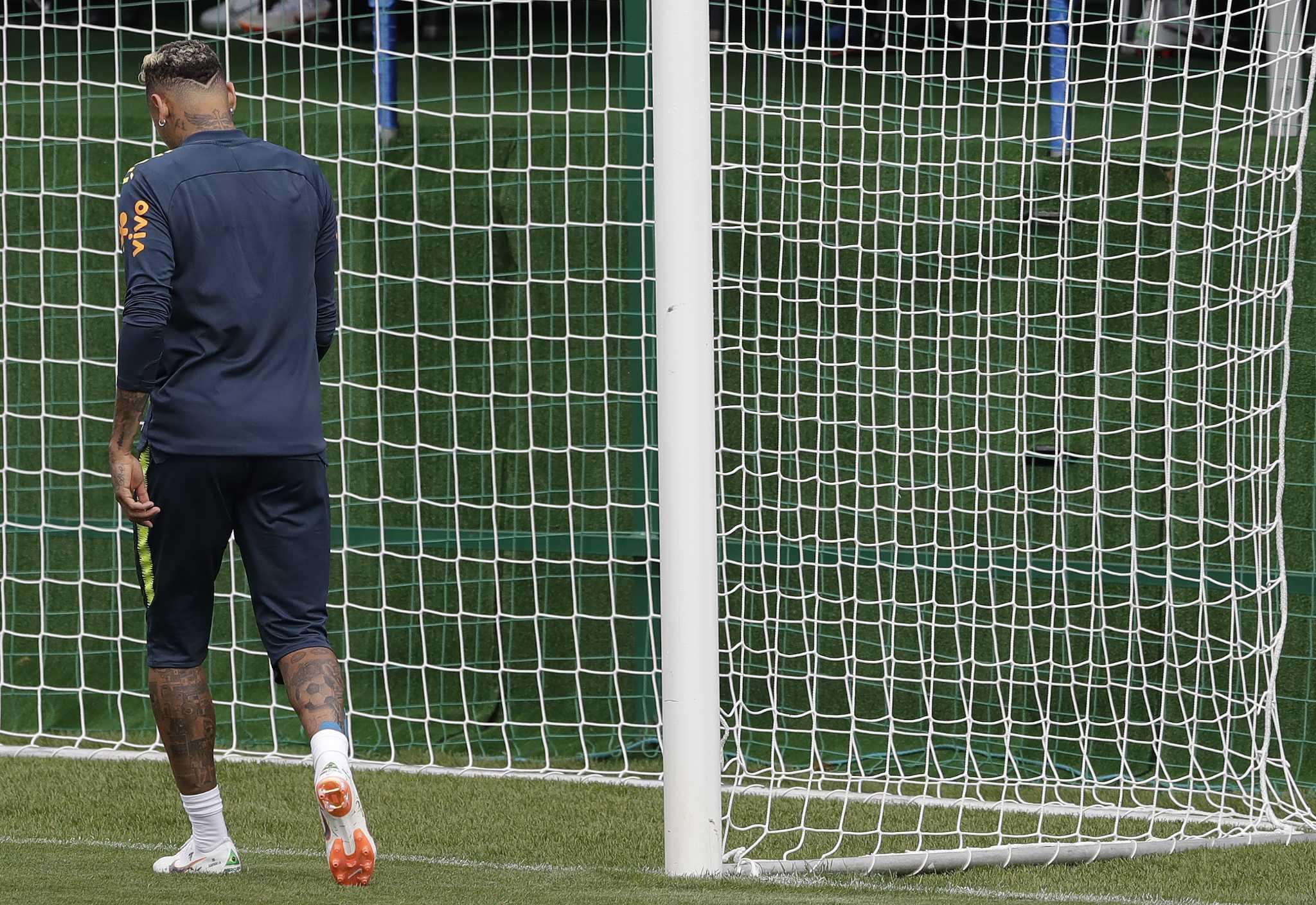 Neymar injury World Cup