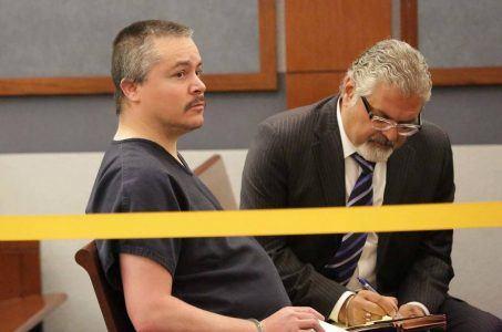 Anthony Wrobel in LV court