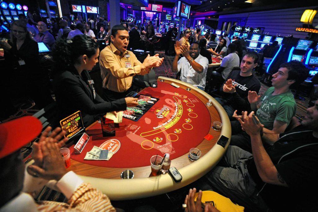 Resorts World Casino Live Table Games